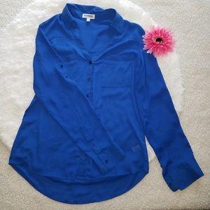 Express, long sleeve blouse,,